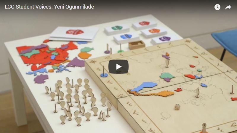 Student Voices: Yeni Ogunmilade