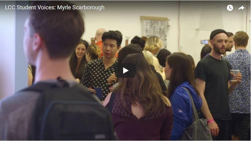Student Voices: Myrle Scarborough