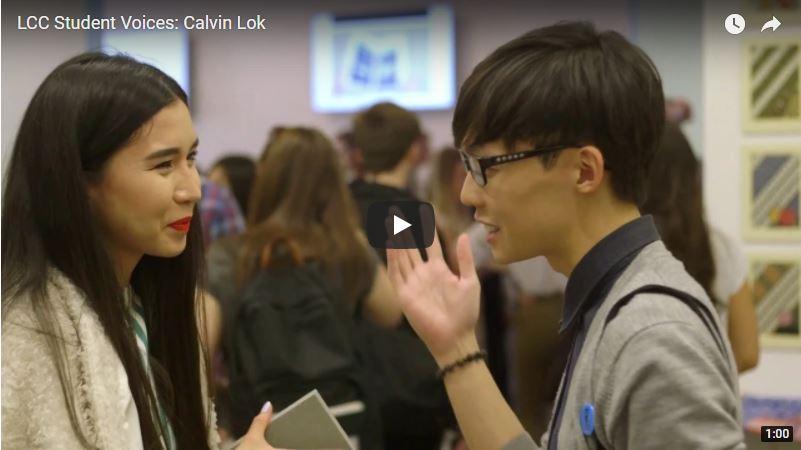 Student Voices Calvin