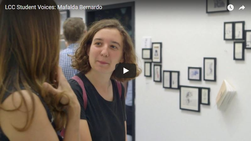 Student Voices: Mafalda Bernarno
