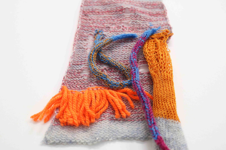 Claudia Kerr- knit