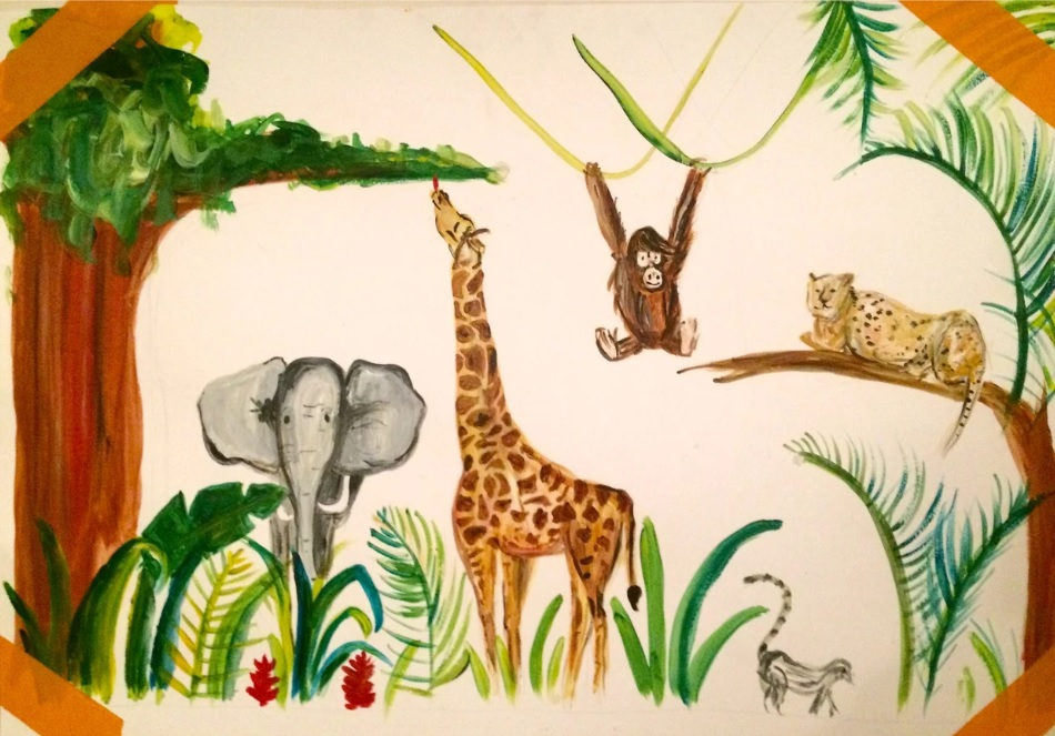 Ciara Jungle Theme2