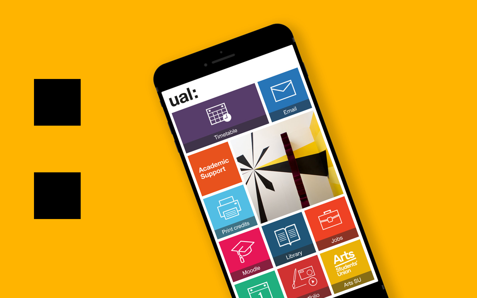 MyUAL app