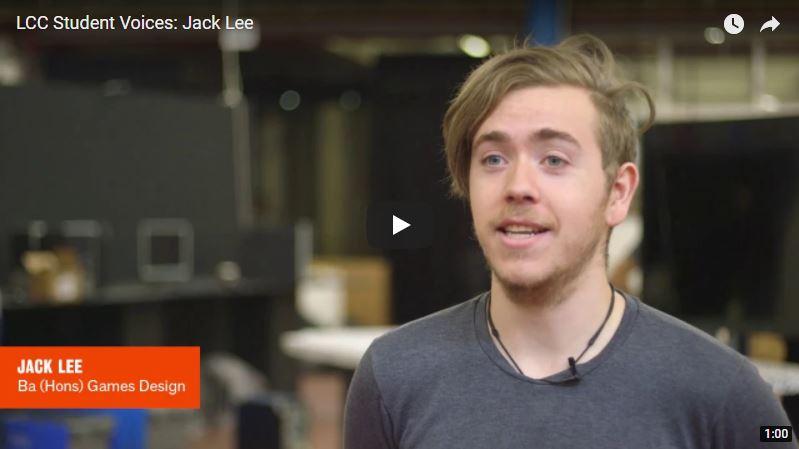 Student Voices Jack