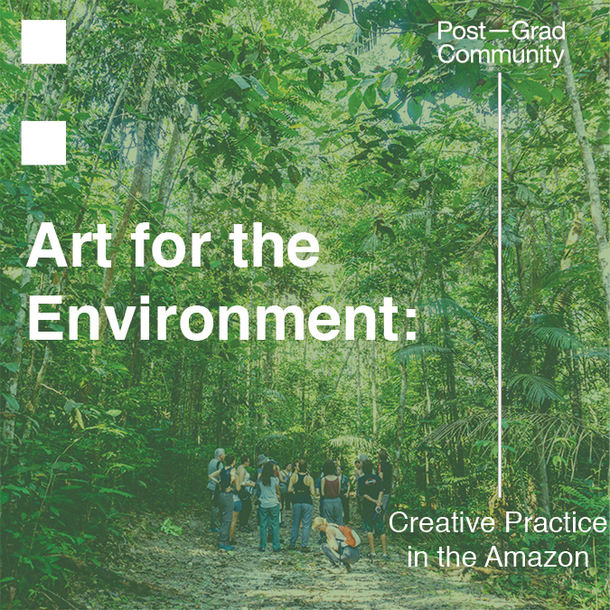 LABVERDE: Art immersion in the Amazon