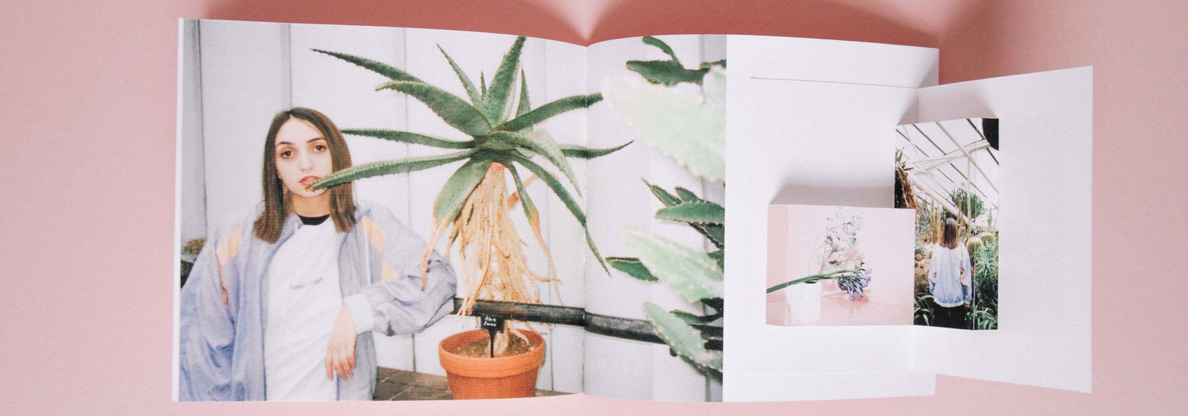Creative Direction for Fashion Alumna Ashley Yang's Work