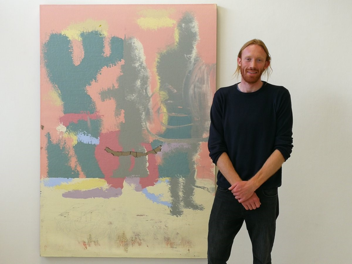 Alex Urie and Untitled 1