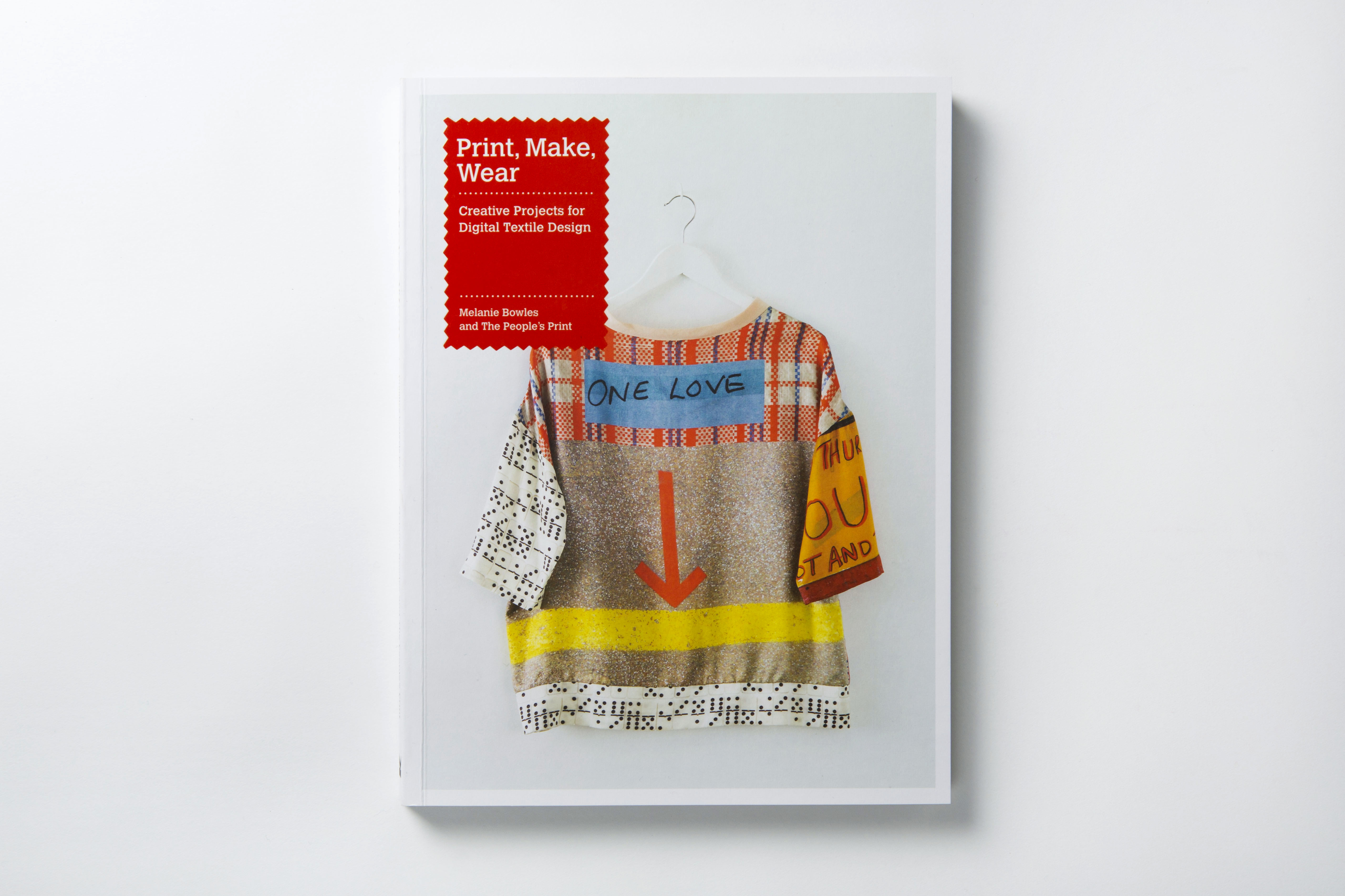 Print Make Wear, Front Cover