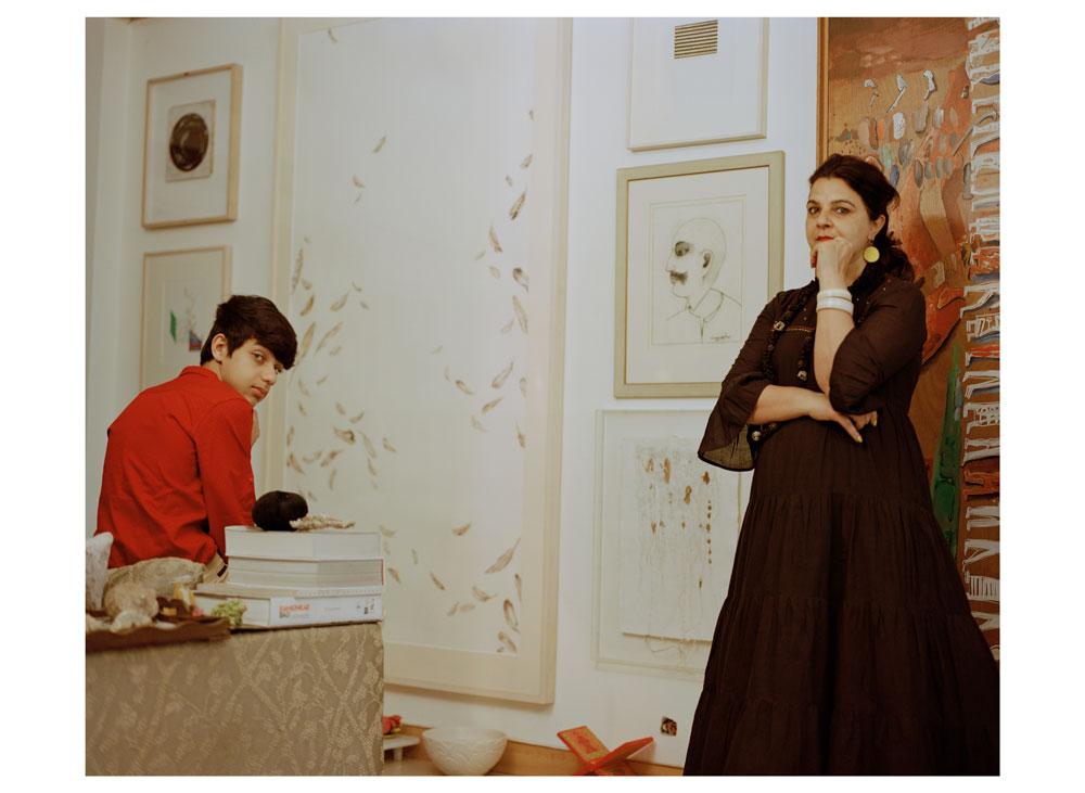 Aditya Babbar, On Going Home, 2018