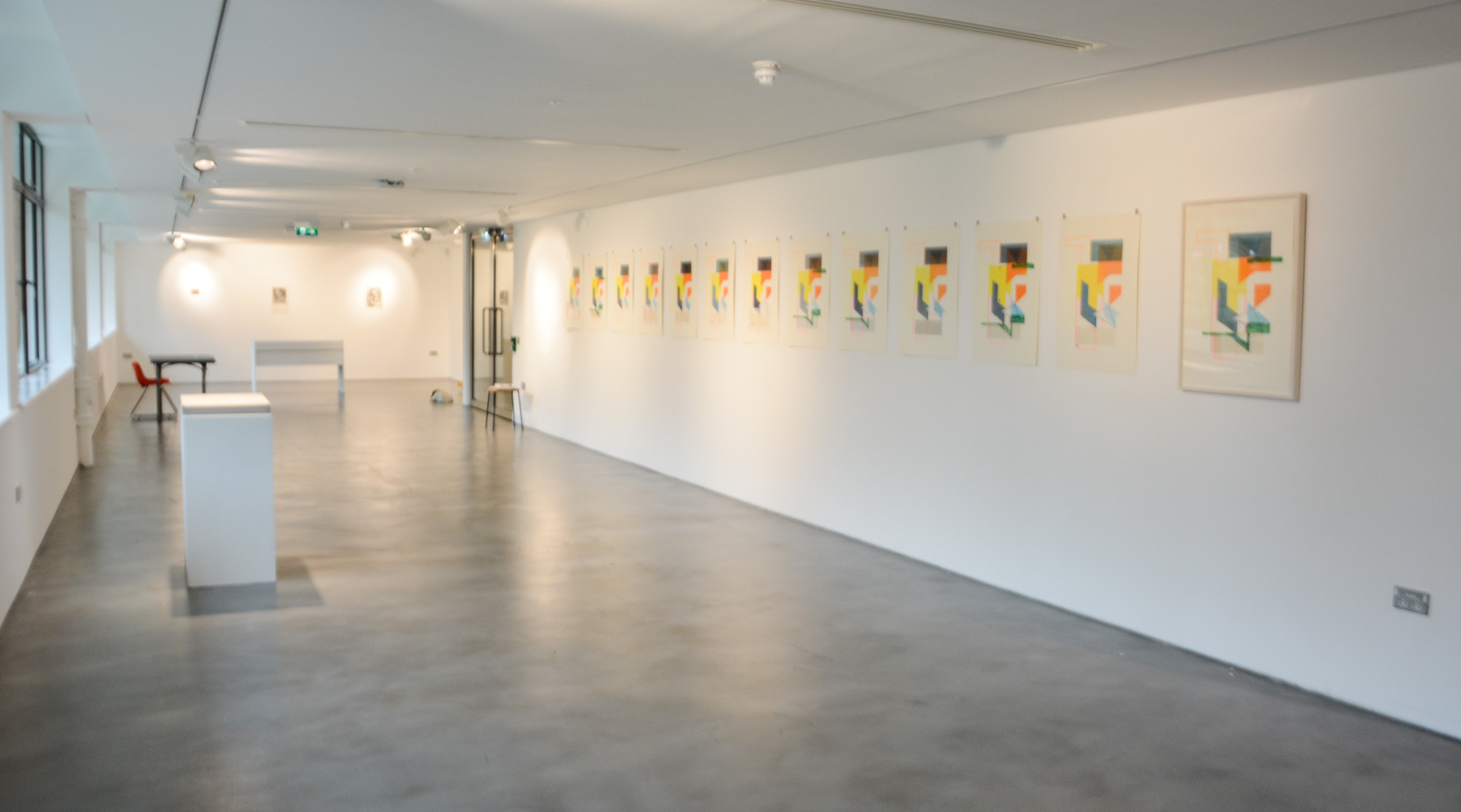 the Camberwell Space Gallery