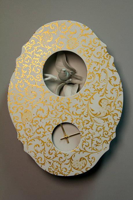 Cuckoo Clock by David Marques de Oliveira