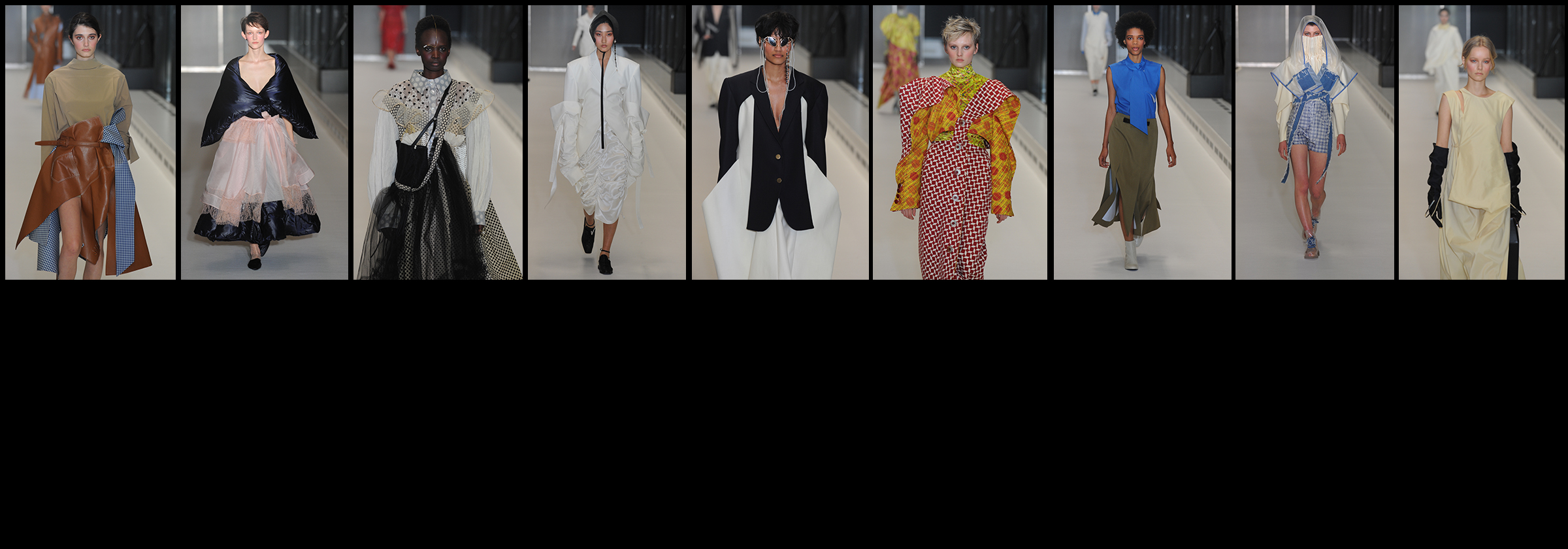 MA19 Womenswear Catwalk Highlights