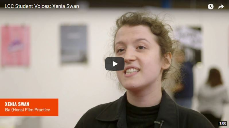 Student Voices Xenia