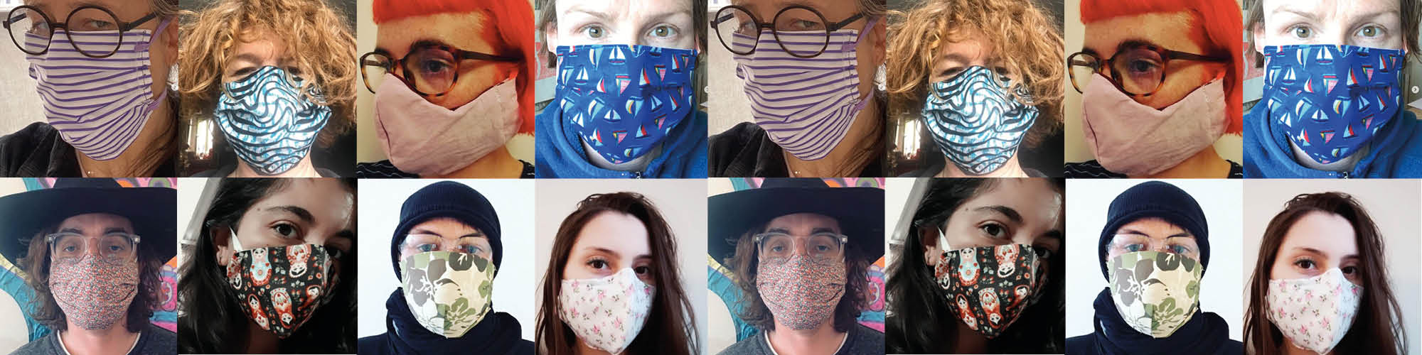 Peoples Masks Sewing Challenge