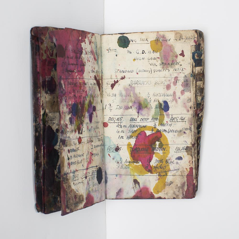 Joyce Clissold's Dye Book