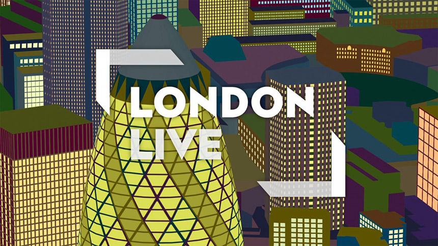 Yoni Alter, London Live, Gherkin