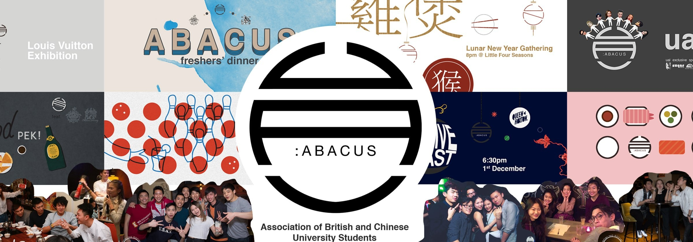 Logo for ABACUS society