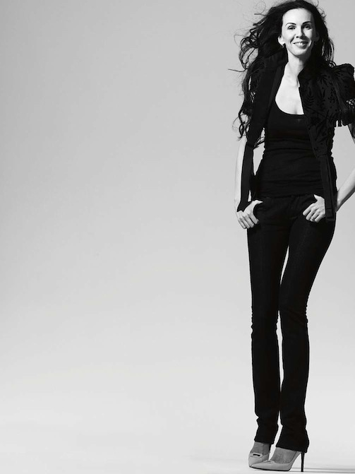 L'Wren Scott © Bryan Adams