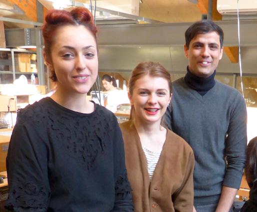 Top scholarships won by BA Textile Design students