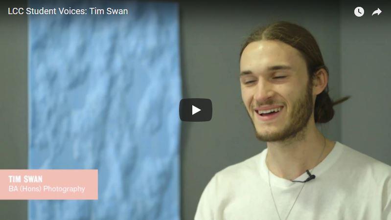 Student Voices: Tim Swan