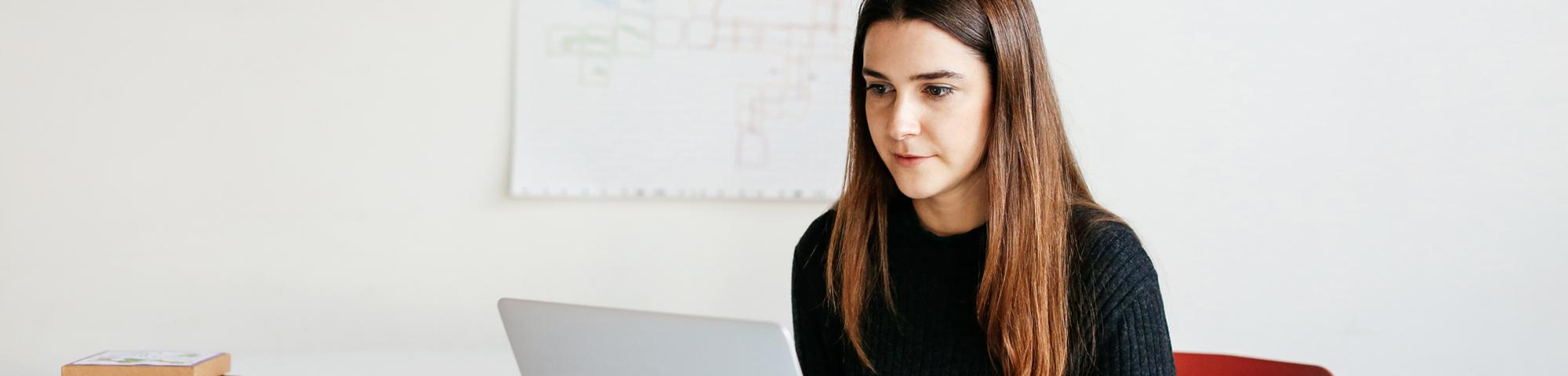 Headshot of MA Games Design student Su Kizilagac