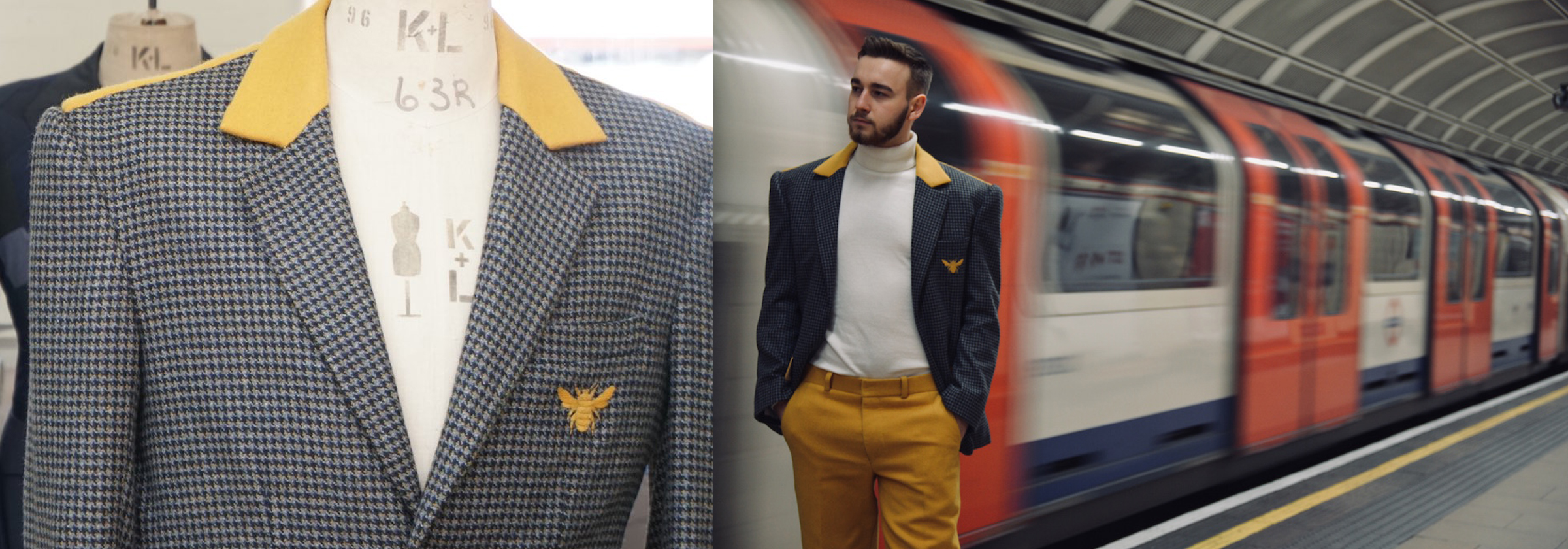 Meet the bespoke tailoring winners of a recent Scabal project