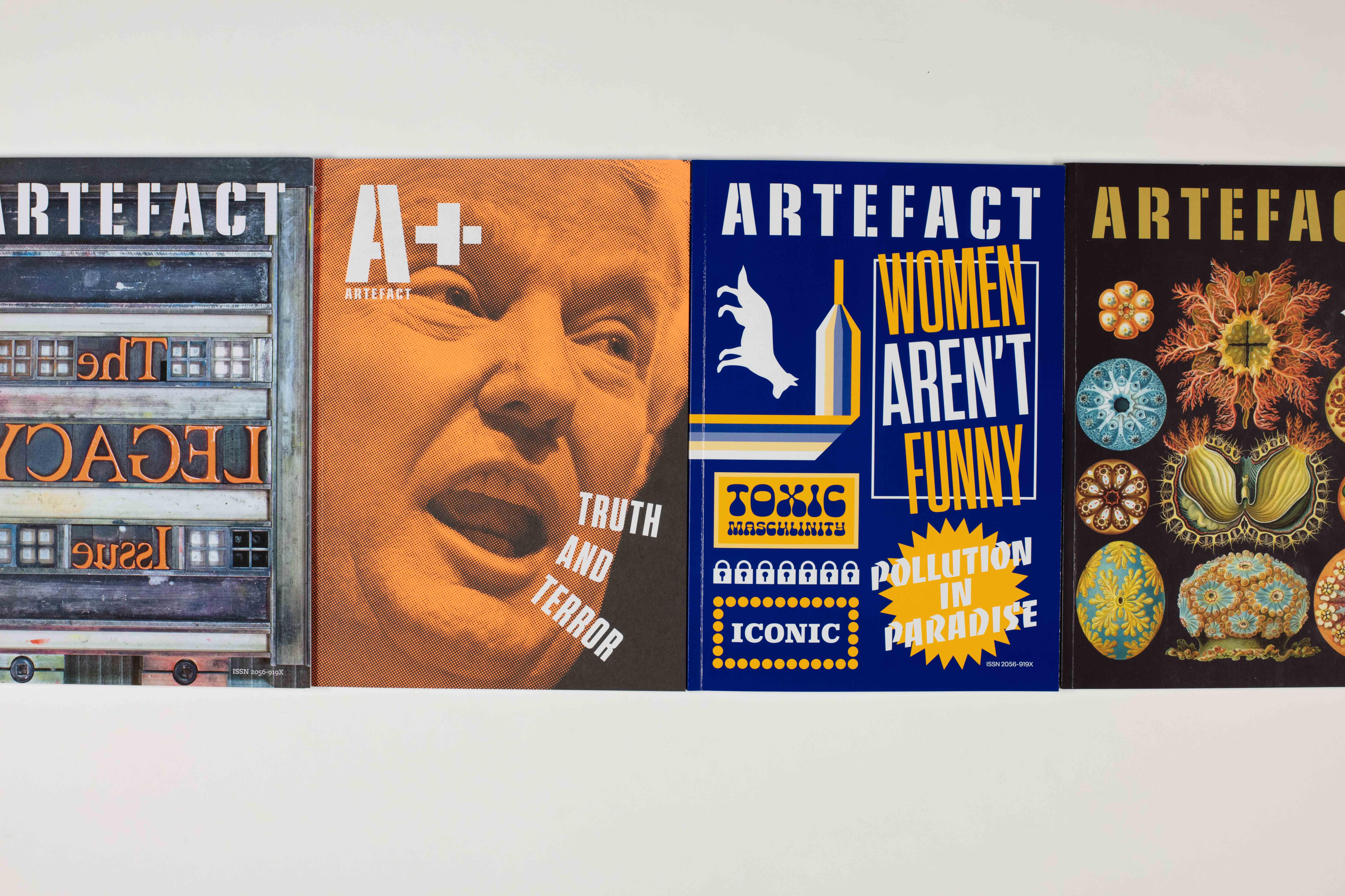 Artefact magazine