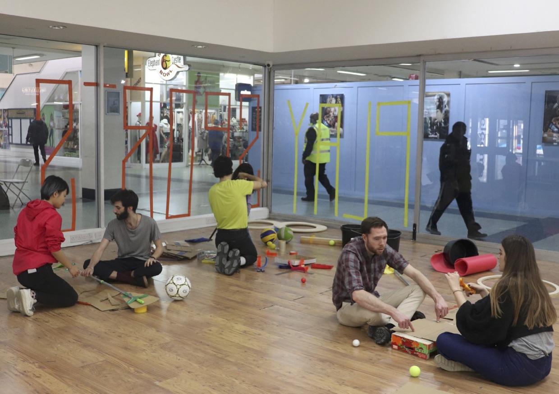 A-Zine Sport Workshop