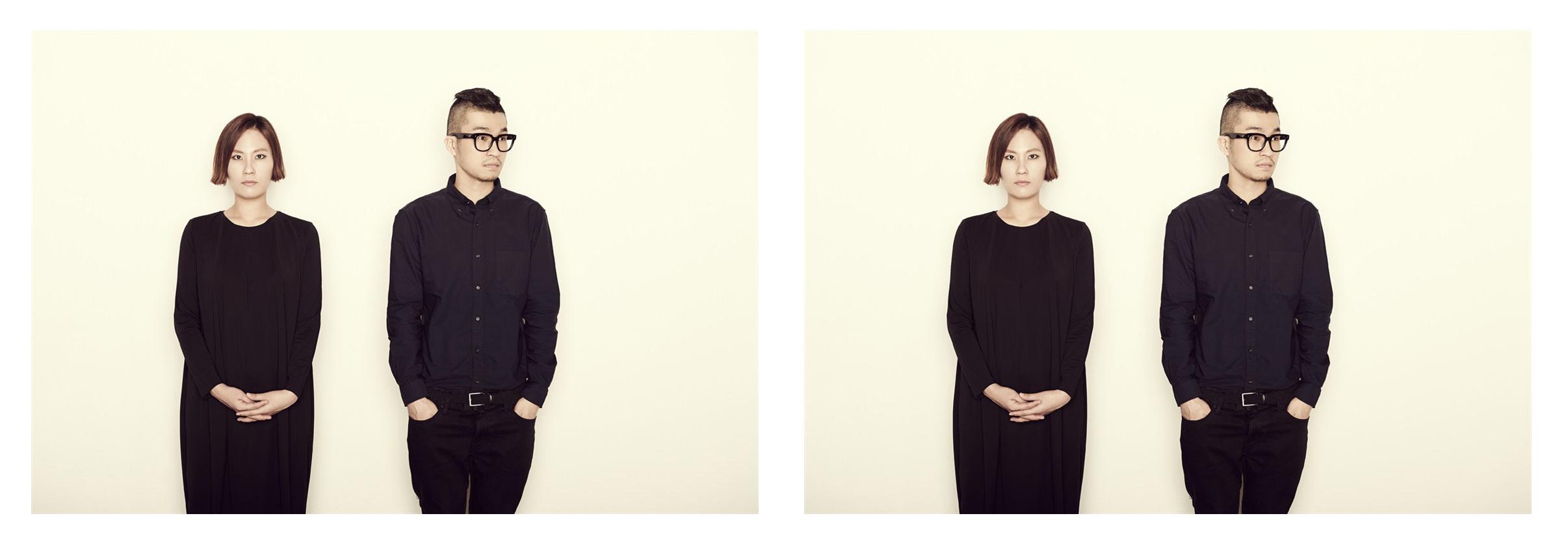 Founders of JKOO, Jin Woo Choi and Yeon Joo Koo