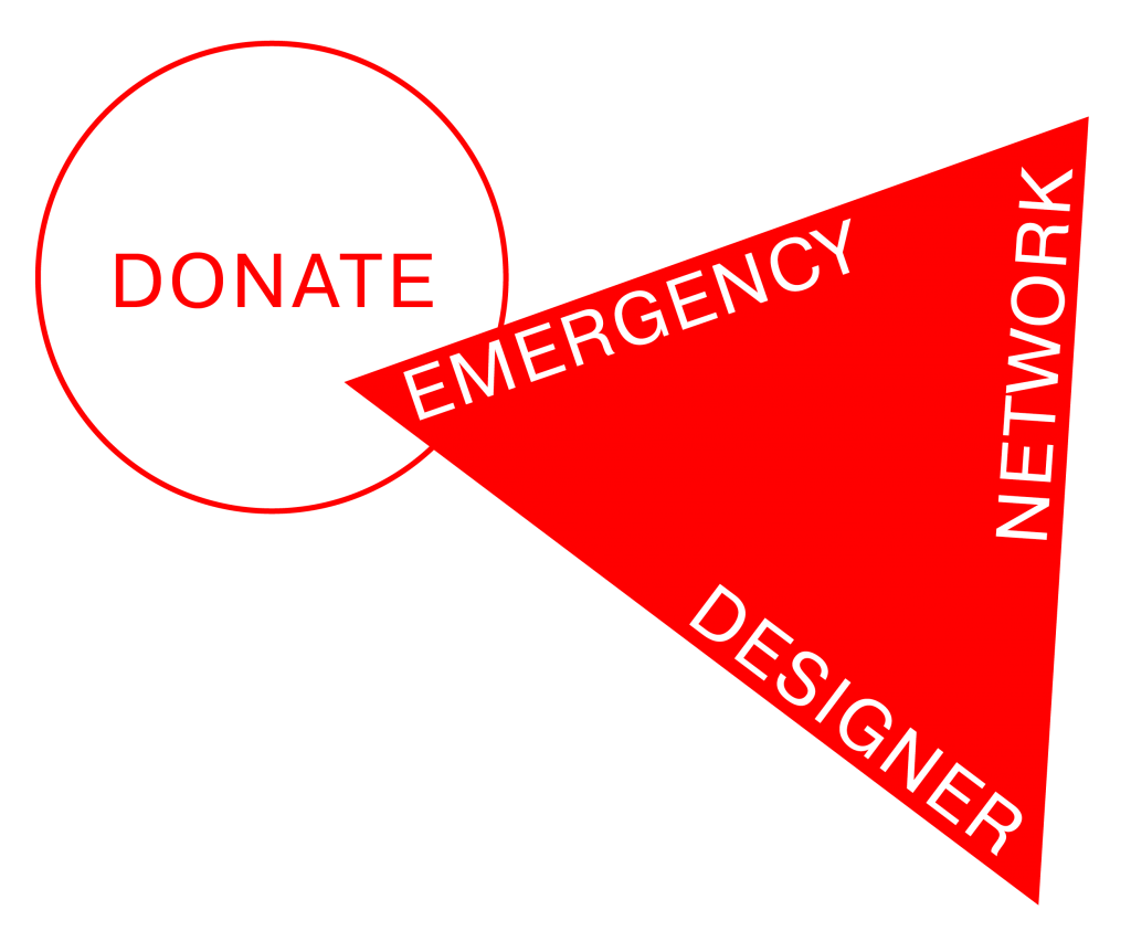 Emergency Designer Network logo