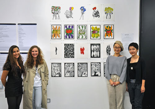 Fabriano Illustration Prize Winners