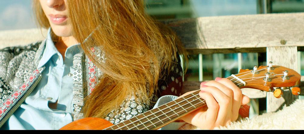 Corrine DelaneyKate King, Led Zeppelin Cashmere Film Still Final MA Project