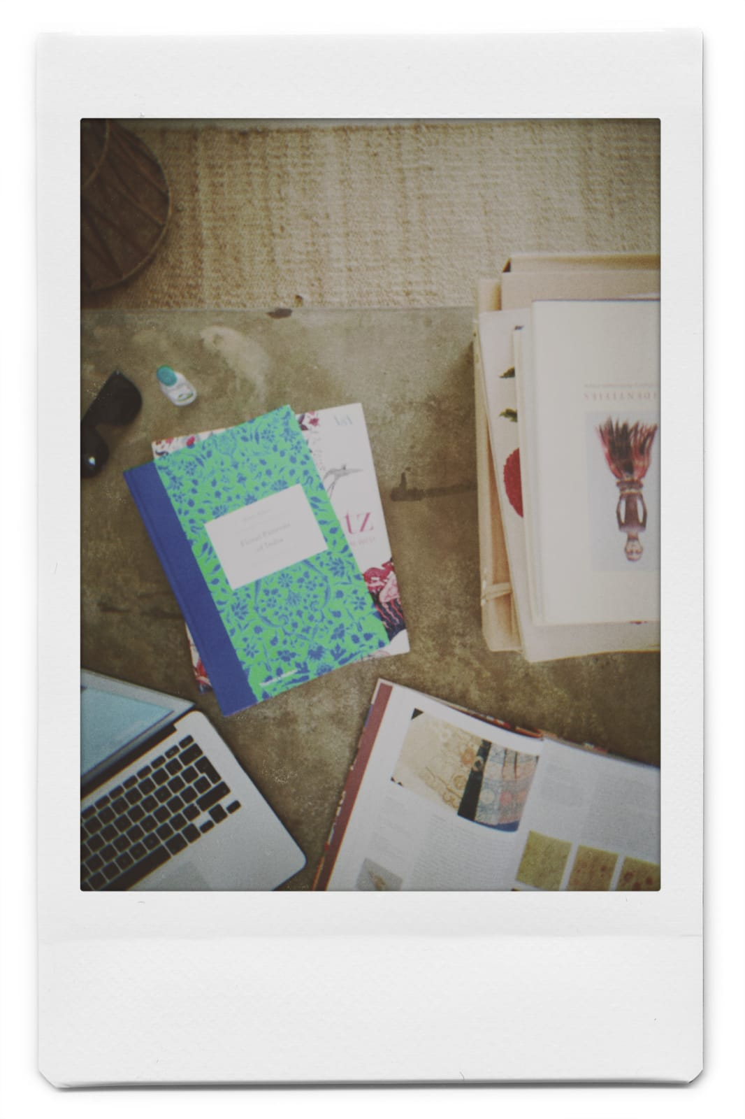 typewirter and office stationery