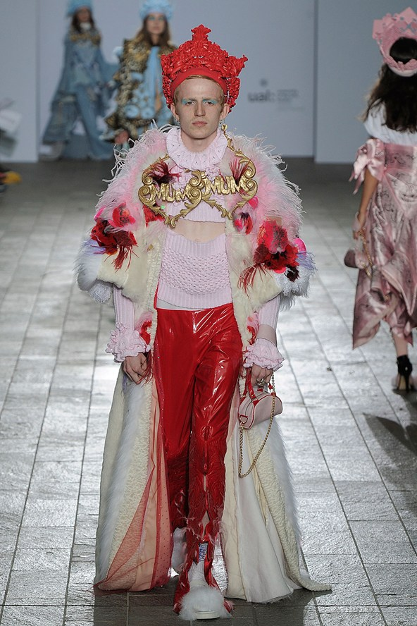 Ed Marler CSM BA Graduate Collection 2013