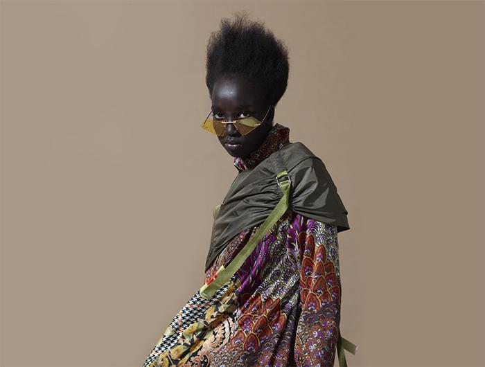 Graduate Spotlight: MA Fashion Design Technology Womenswear graduate Feiyi Shuai