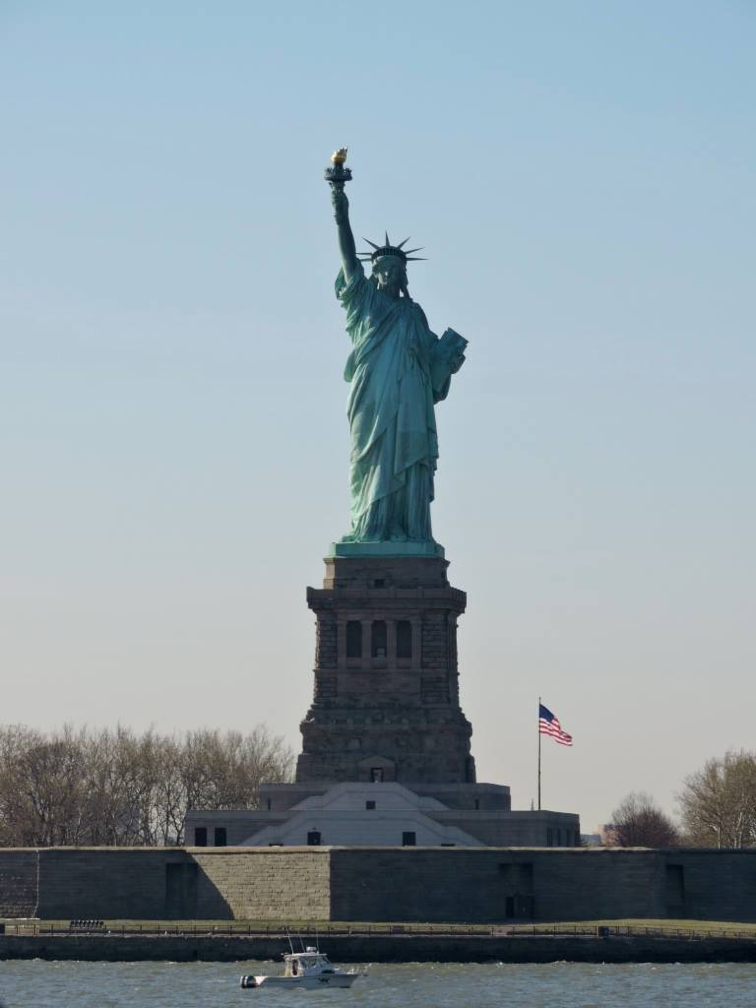 Pic1 – Statue of Liberty