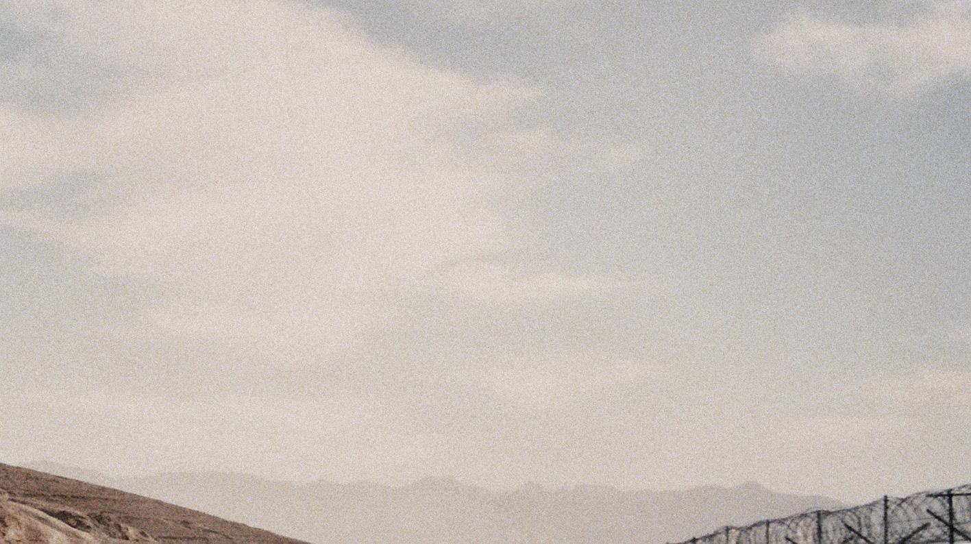 Photo of desert landscape by David Birkin