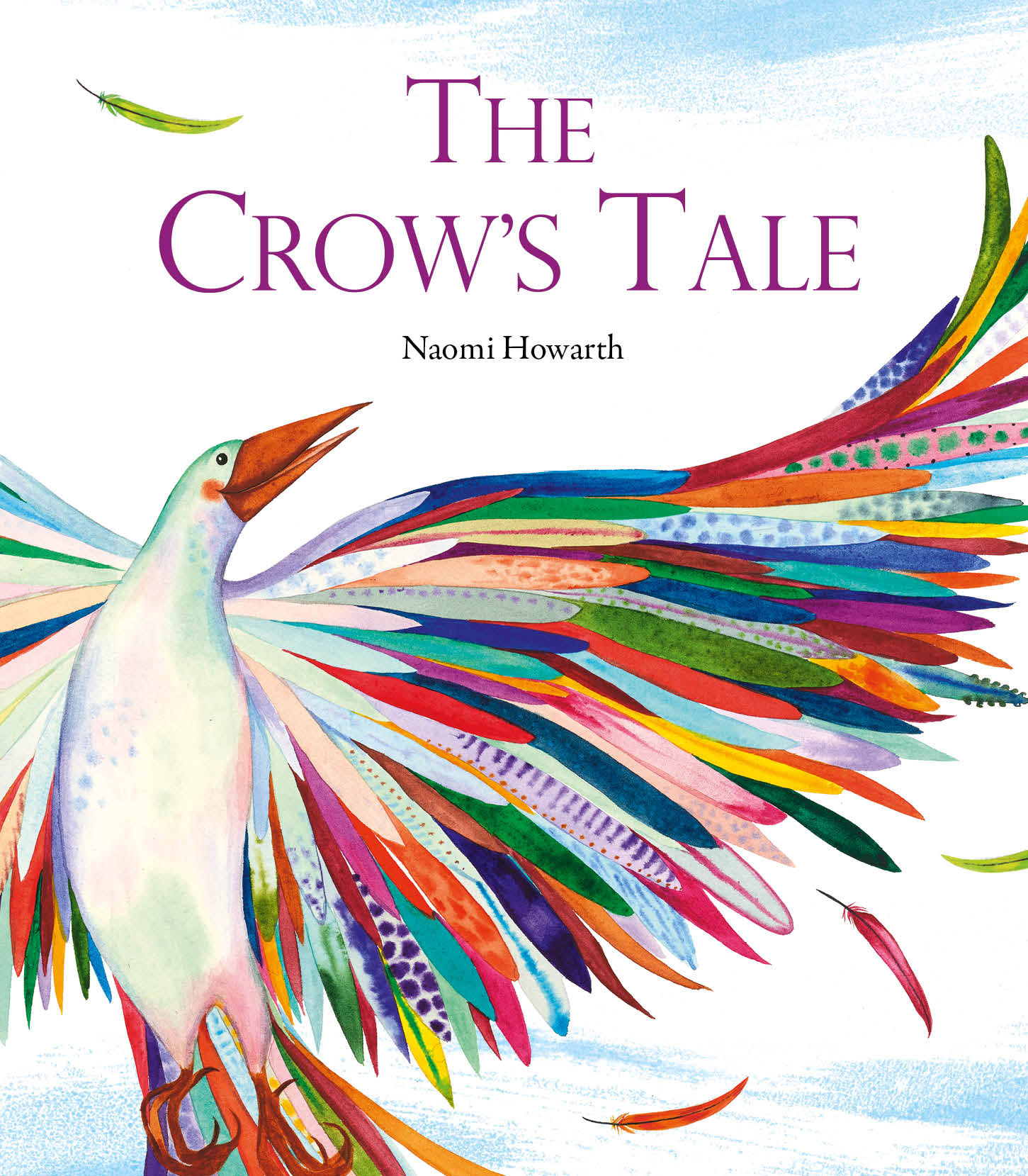 The Crows Tale by LCF alumna Naomi Howarth