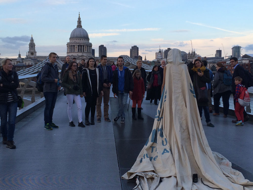 DRESS-FOR-OUR-TIME-facing-St-Pauls-Cathedral-by-David-Betteridge-www.davidbetteridge