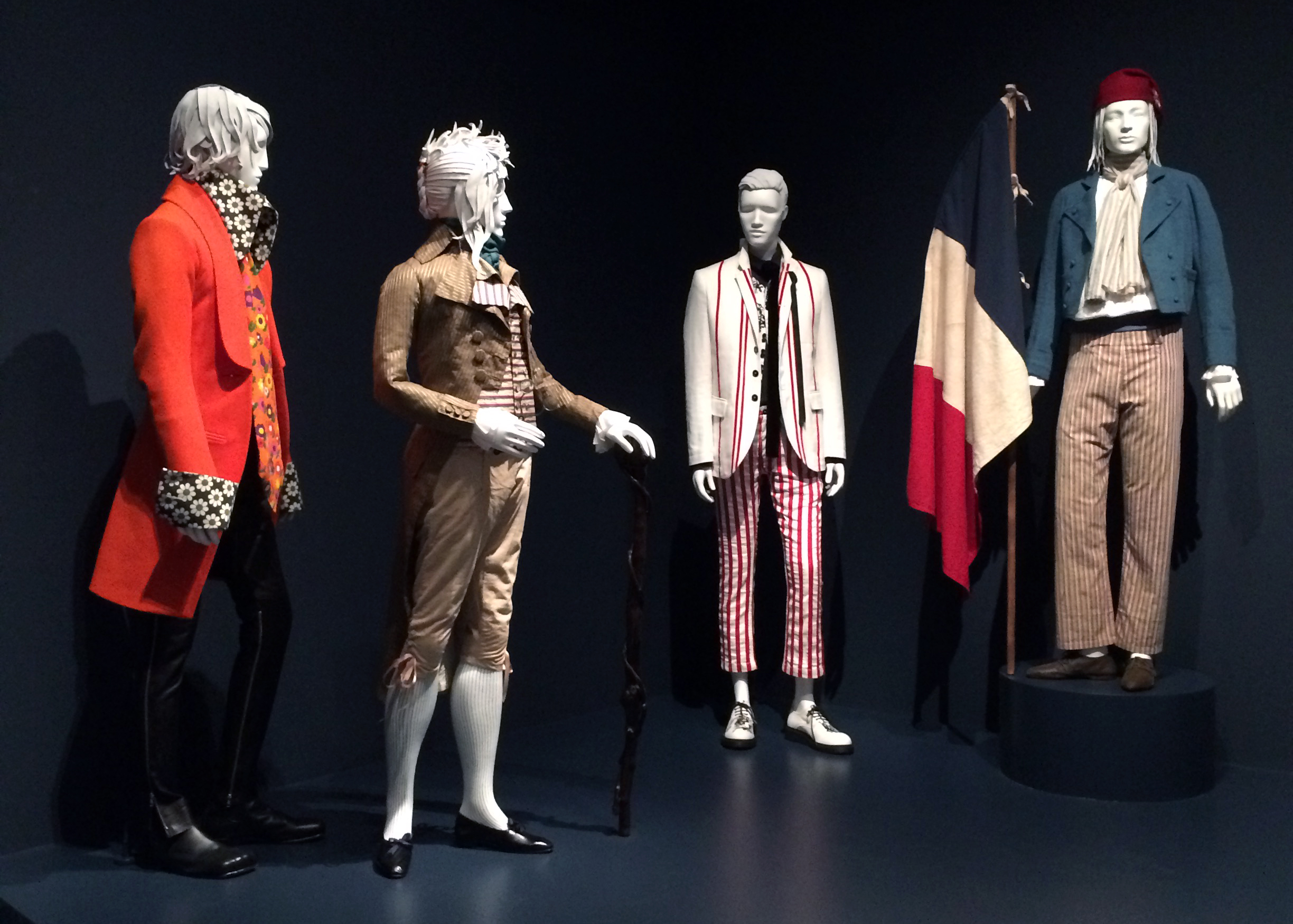 Reigning Men Exhibition, Los Angeles County Museum of Art