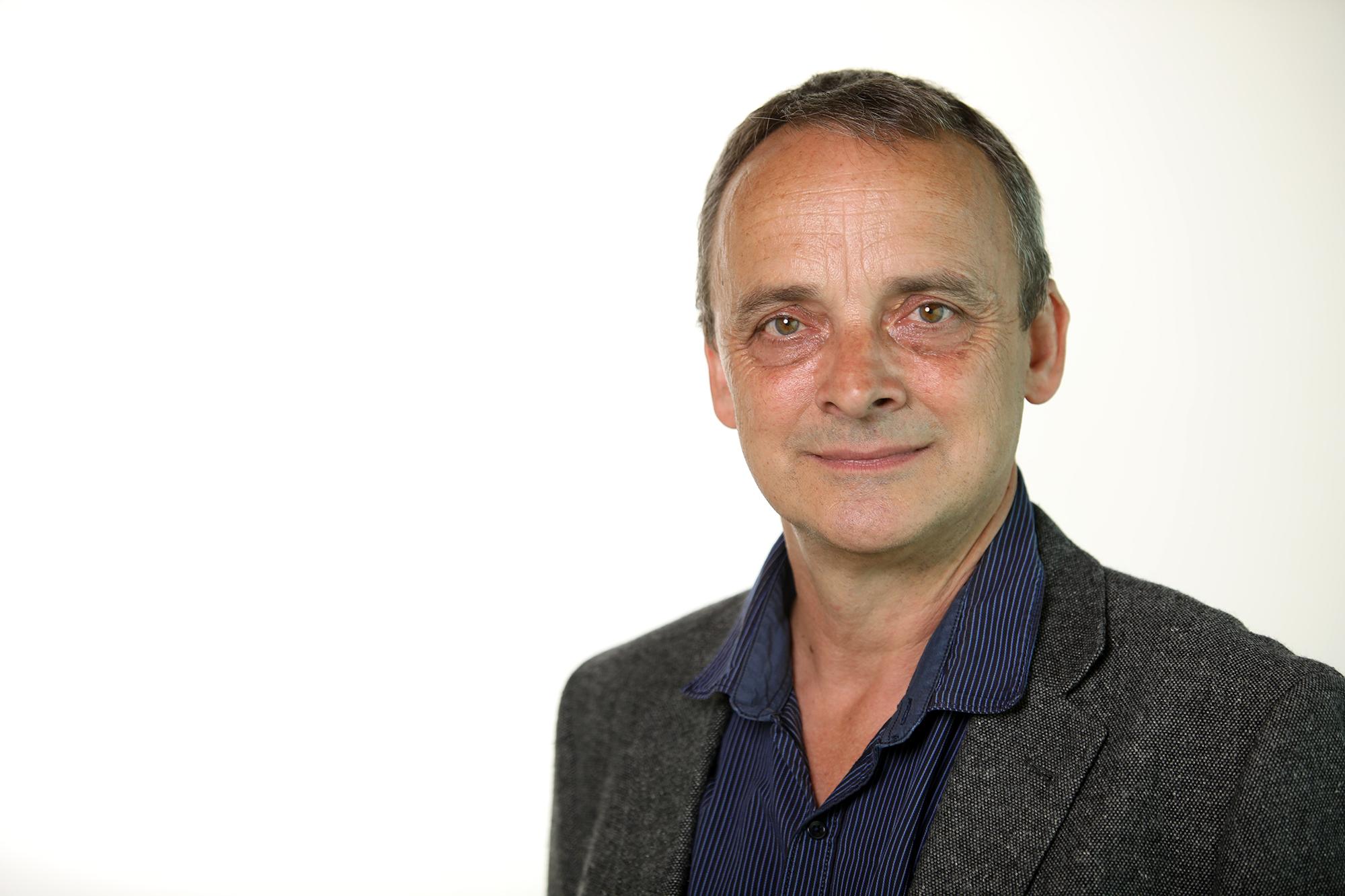 Joe Townsend headshot