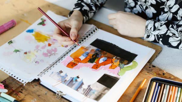 Online Event: BA (Hons) Fashion Imaging and Illustration Open Day